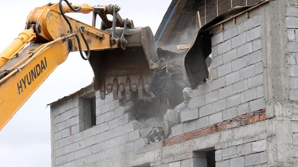 Губернатор одобрил план реновации Екатеринбурга. Мы знаем, где в первую очередь будут сносить дома