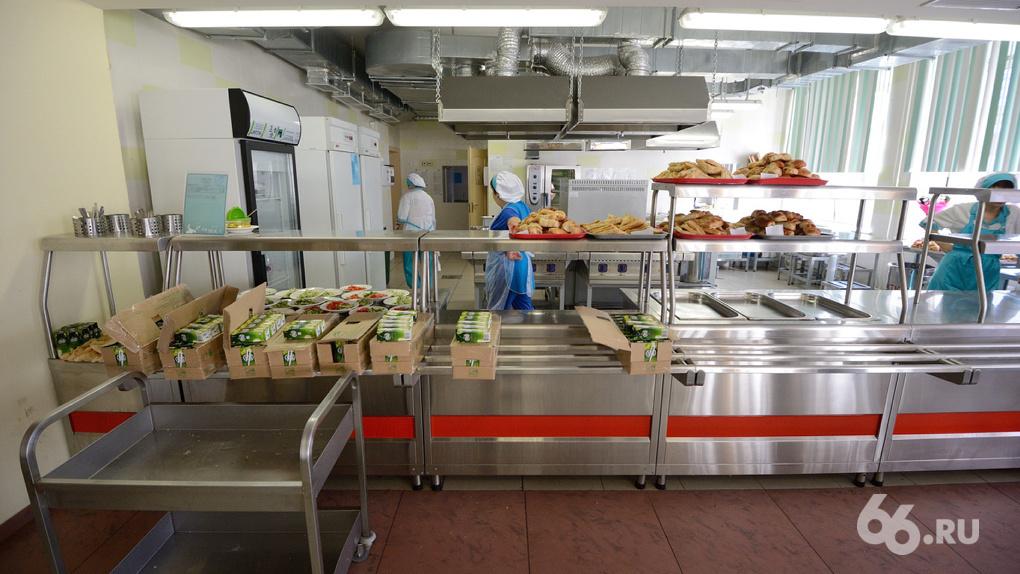 ФСБ и СКР пришли с обысками в скандальное МУП «Золушка», которое кормило отравившихся в школе детей