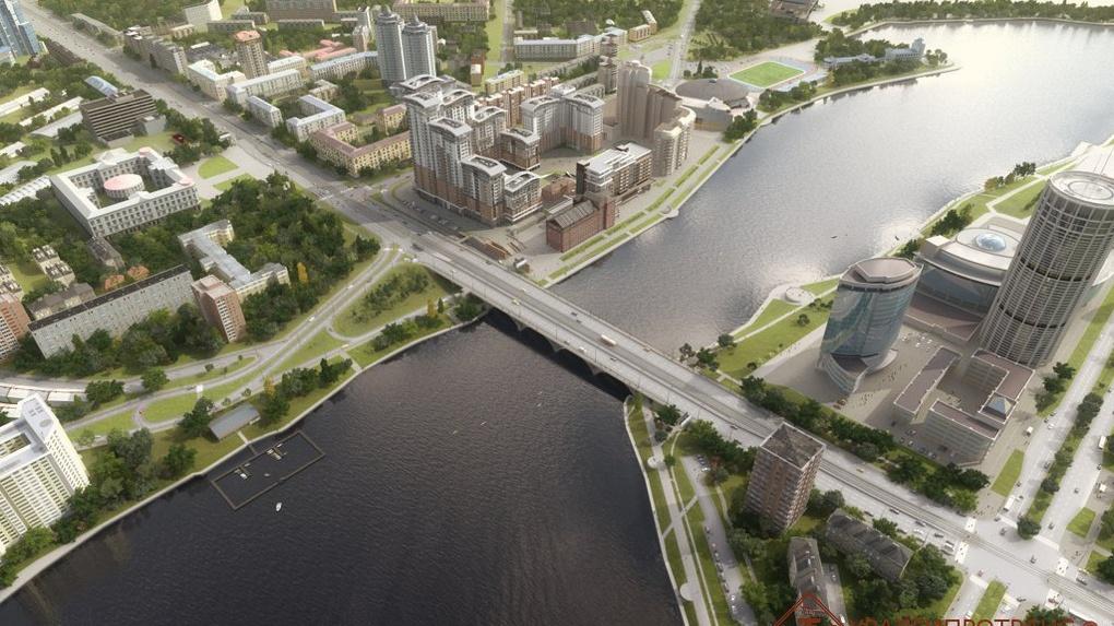 Рабочие начали реконструкцию Макаровского моста. Сметы, сроки, схема проезда