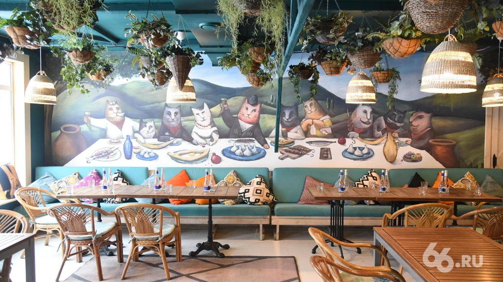 Ресторан «Хинкали Котэ» в ЦПКиО приостановил работу после двух дней наплыва гостей