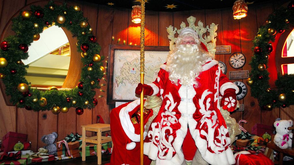 Праздник к нам приходит: в Екатеринбурге откроют резиденцию Деда Мороза