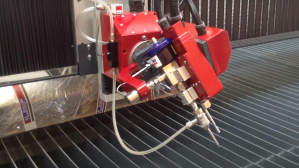 Современные методы обработки материалов: что следует знать о гидроабразивной резке