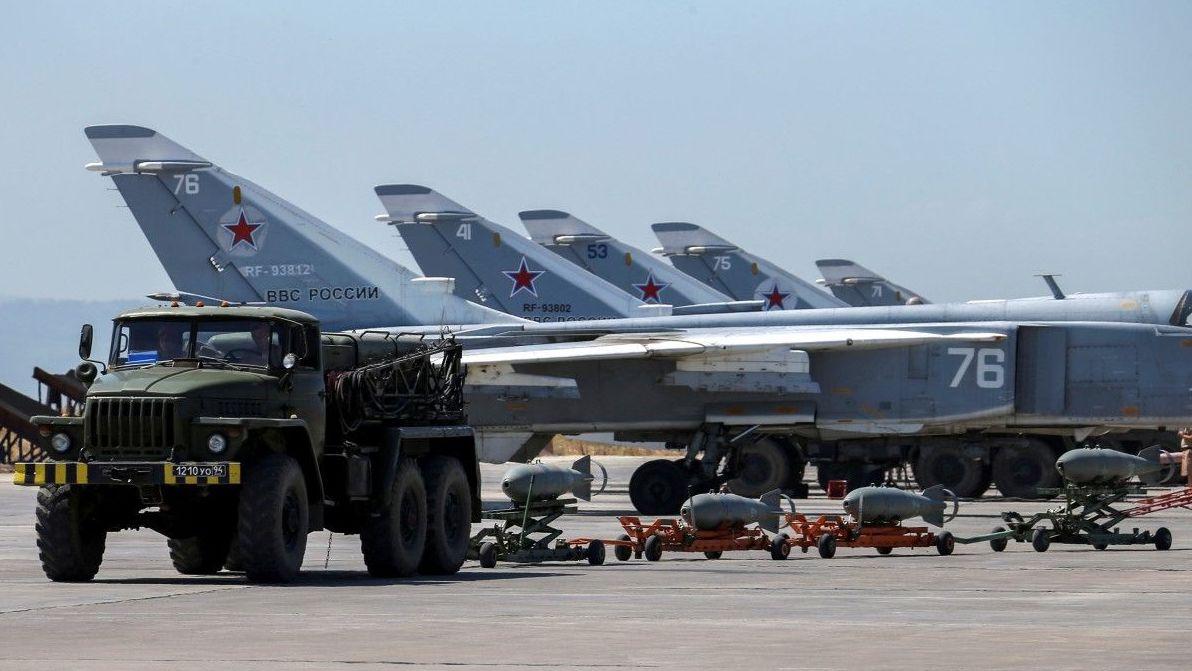 Минобороны заглушило до1июля сотовую связь на русских базах вСирии