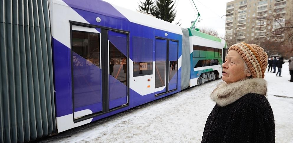 Трамвайную линию из Академического дотянут до Широкой Речки и свяжут с метро