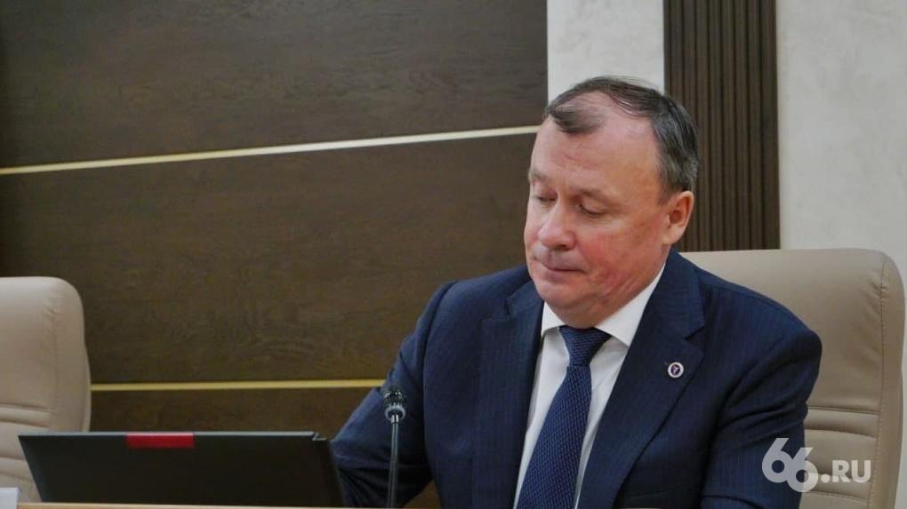 Новый и. о. мэра приступил к работе. Алексей Орлов — о задачах, кадровых перестановках и канатной дороге