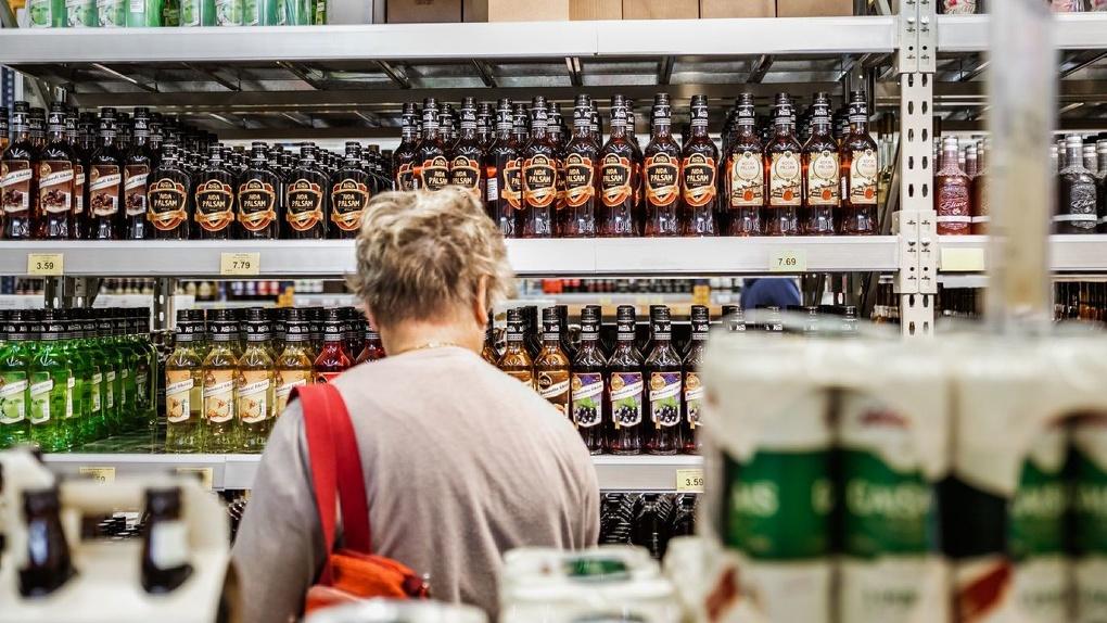Магазинам «Пятерочка» и «Перекресток» запретили продавать алкоголь на Урале