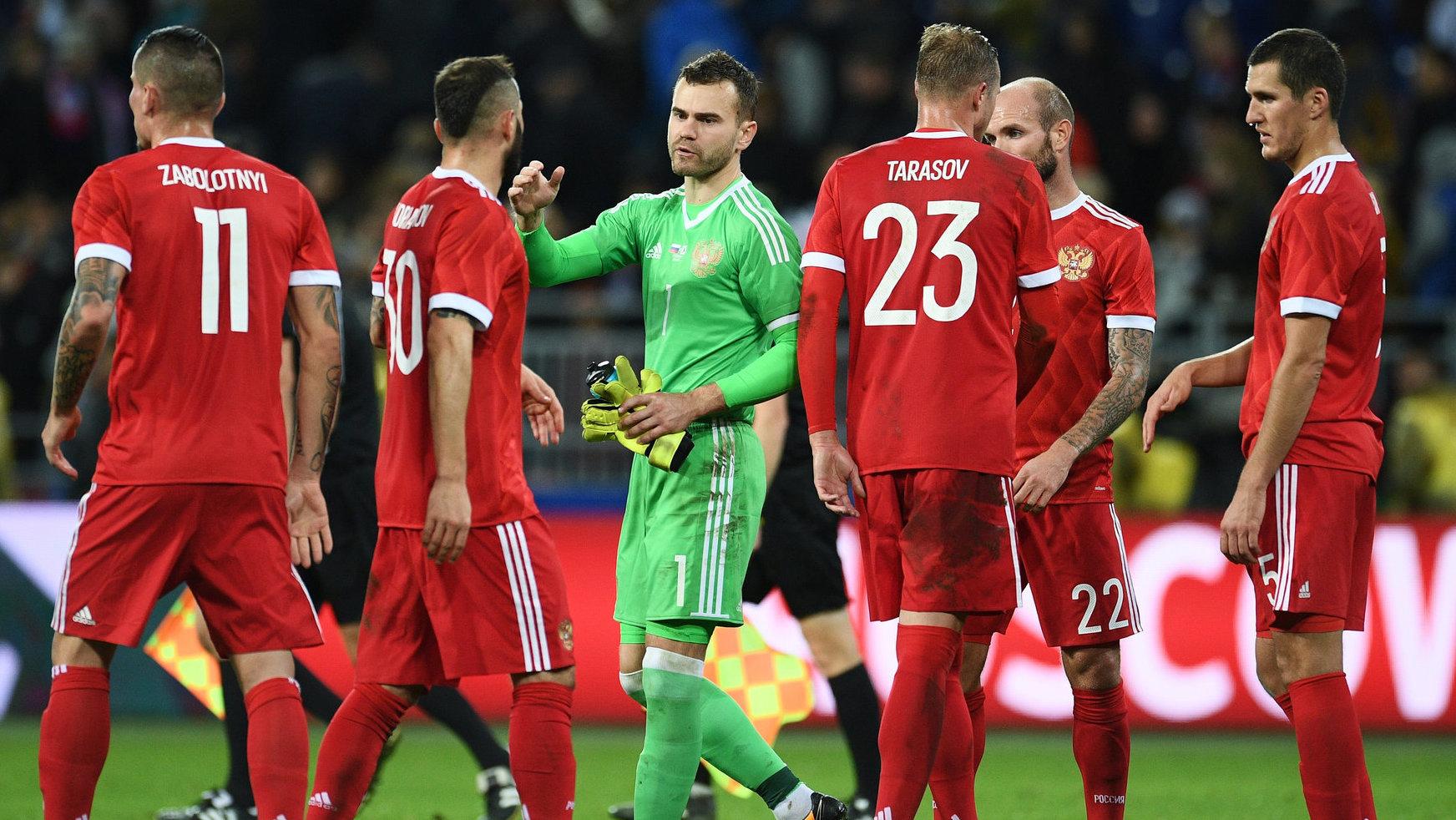 ФИФА признала очевидное и назвала сборную России худшей командой ЧМ-2018