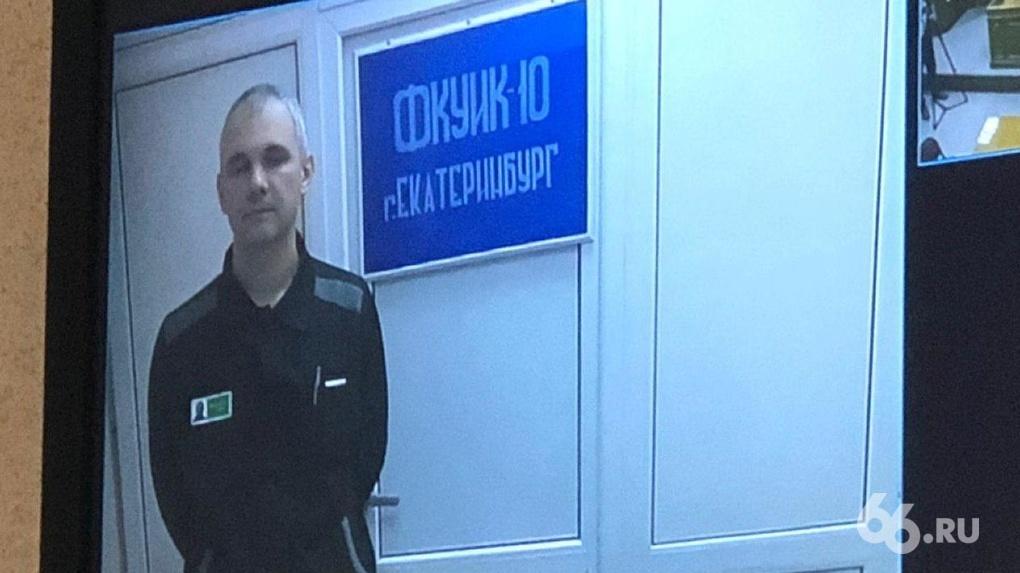 Дмитрий Лошагин попытался выйти из колонии на принудительные работы. Суд ему отказал