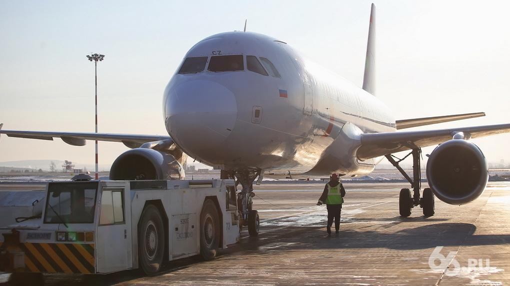 «Уральские авиалинии» посчитали, сколько потеряли из-за запрета полетов в Грузию
