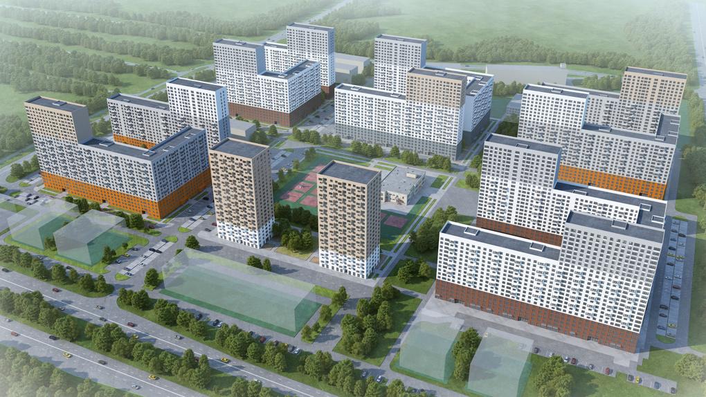 К «ПИКу» пристроился екатеринбургский девелопер. «Ривьера-Инвест» возведет жилой квартал в Завокзальном