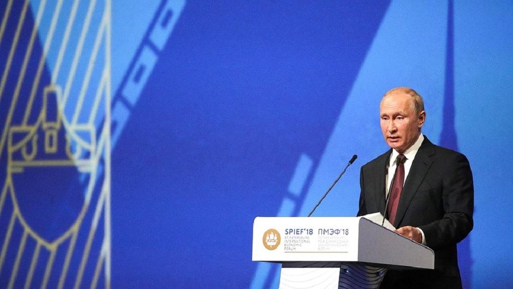 Владимир Путин предупредил всех о кризисе, «которого мир еще не видел»