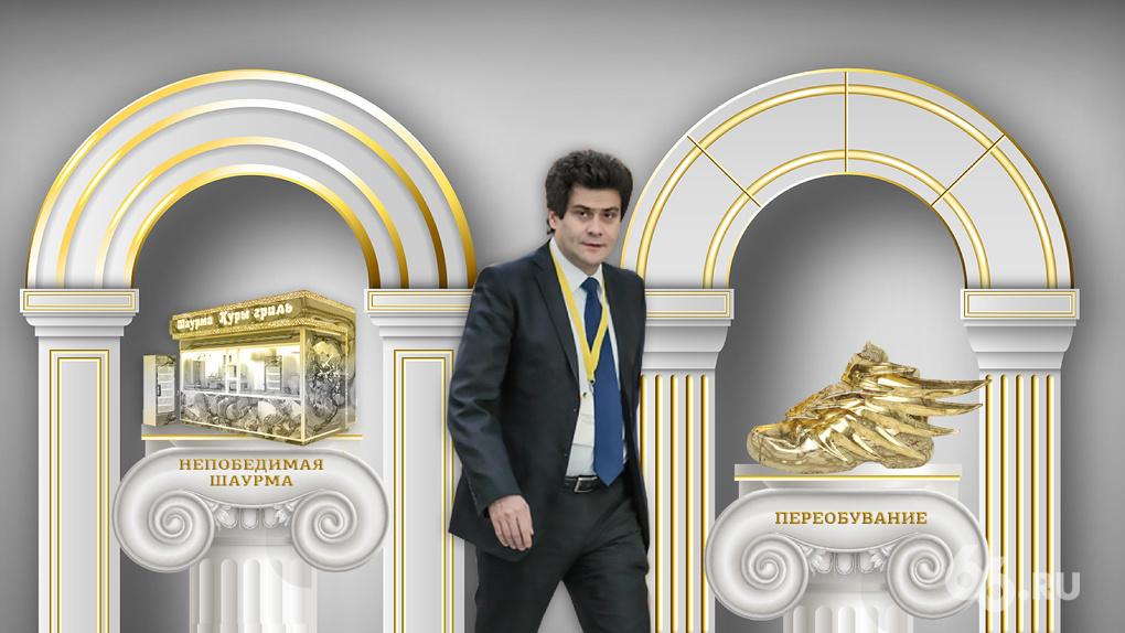 Мы запомним его таким: 11 символов эпохи Александра Высокинского