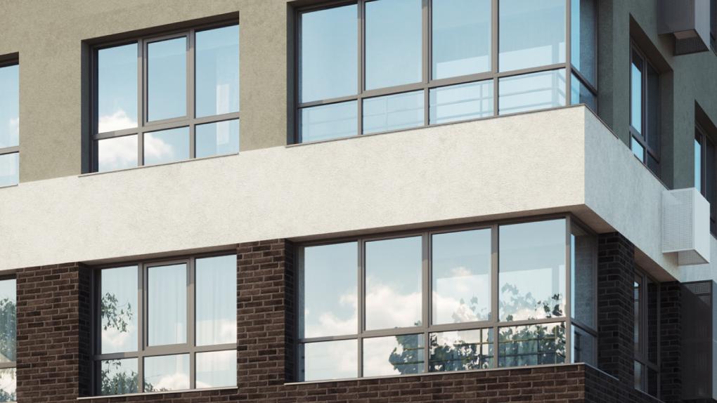 На месте кинотеатра «Темп» в историческом квартале Уралмаша построят 22 этажа жилья. Рендер
