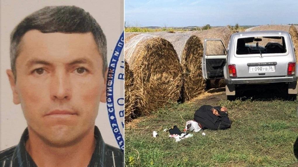 В Воронежской области поймали подозреваемого в убийстве семьи и подрыве отделения полиции