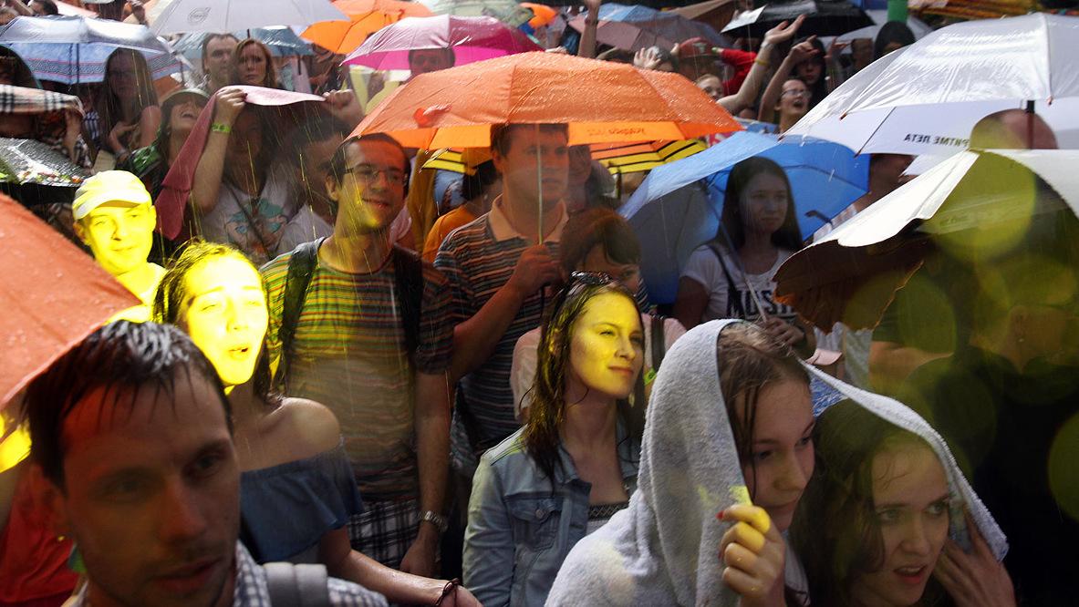 В короткую рабочую неделю в Екатеринбурге будет дождливо и прохладно