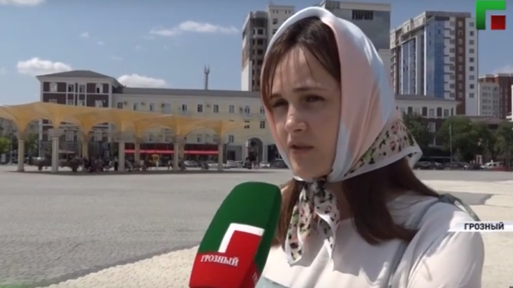 Защитники прав человека подозревали родню вдавлении навывезенную вЧечню россиянку