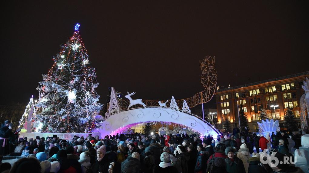 Новогодние праздники в столице отменили из-за коронавируса. Что будут делать в Екатеринбурге