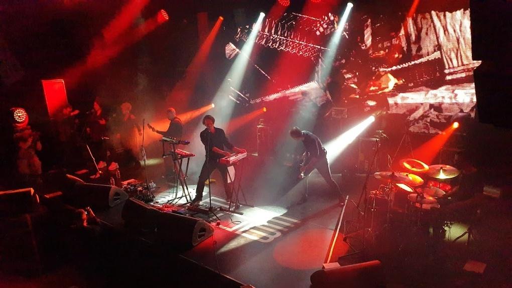 «Курара» — это нерв Екатеринбурга. Что было на психоделическом концерте – презентации «Кафки»