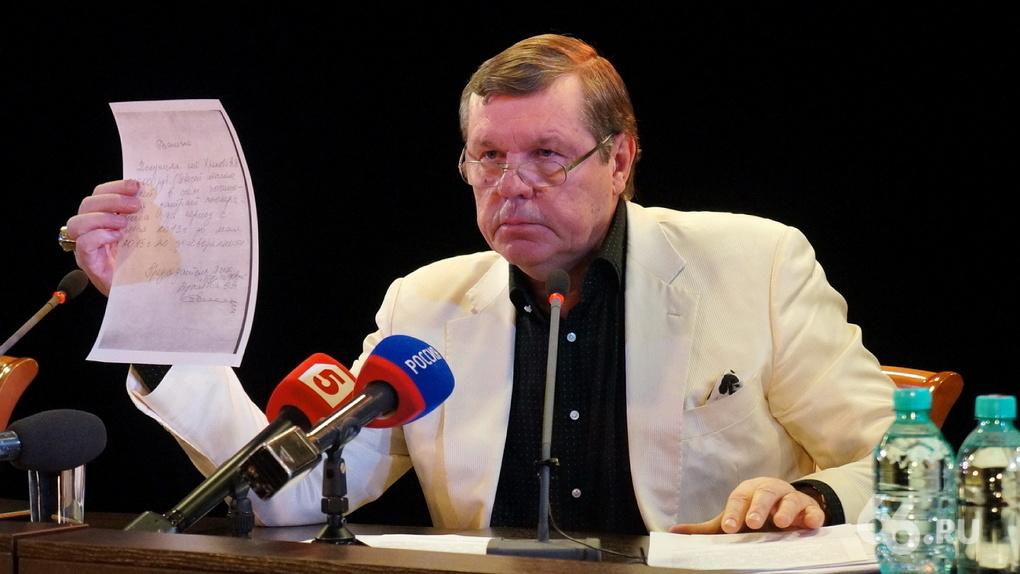 Длинная цепочка сделок тянет на уголовное дело: как шансонье Новиков завладел землей под Сысертью