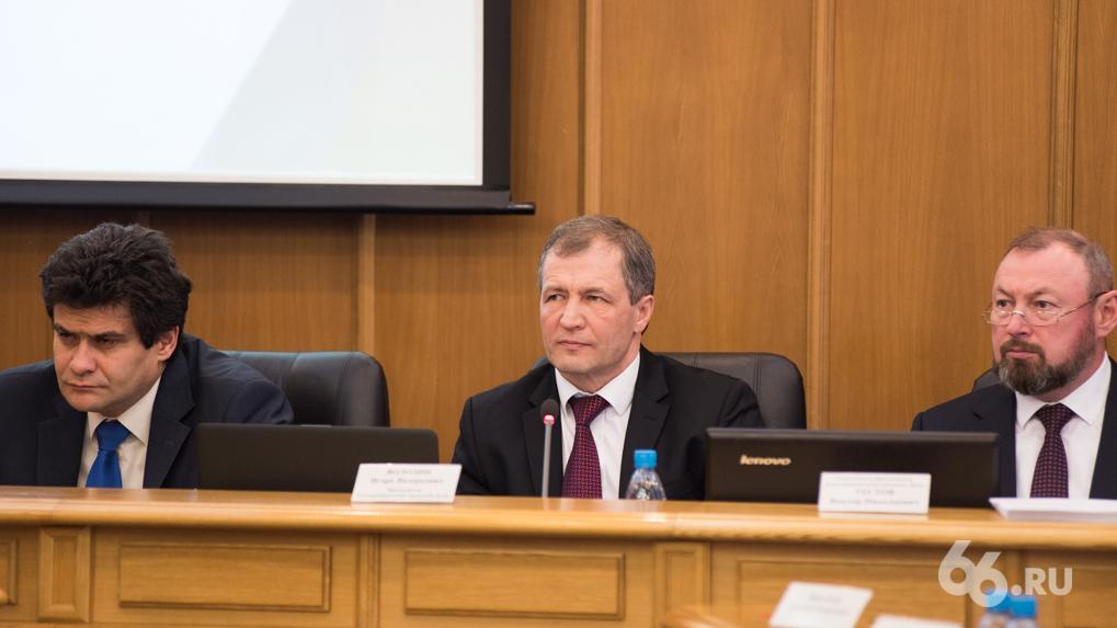 Александр Высокинский и депутаты гордумы отчитались о доходах и имуществе. Кто заработал больше всех