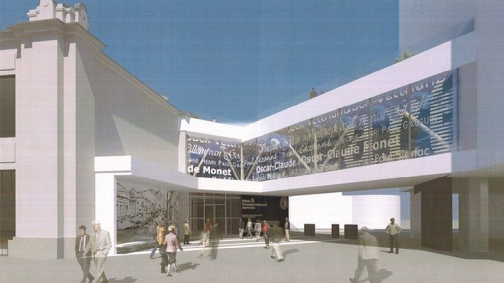 Деньги на строительство центра «Эрмитаж-Урал» найдут в областном бюджете