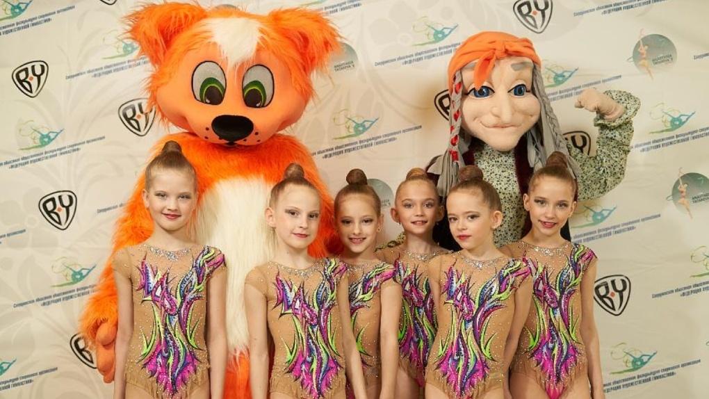 BY поддержал стремление к победе участниц Международного турнира по художественной гимнастике