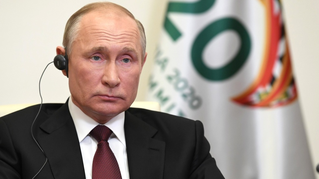 Владимир Путин рассказал о главных страхах 2020 года