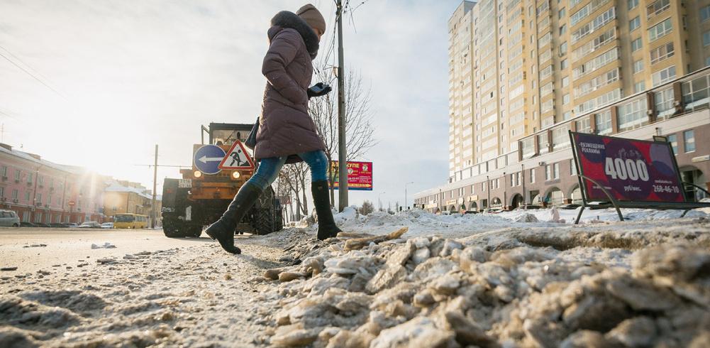 Что толку ее изучать? Единственный нормальный план очистки Екатеринбурга от вечной грязи