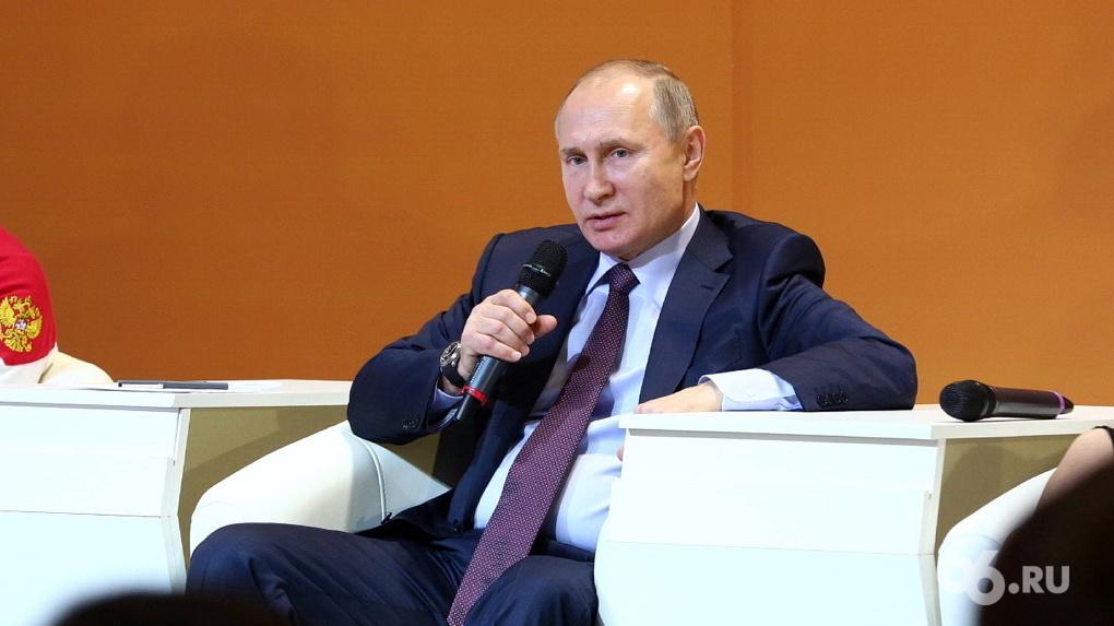 Владимир Путин позвонит губернаторам во время прямой линии