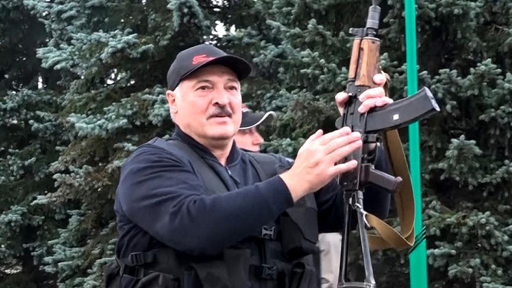 В ФСБ заявили о предотвращении госпереворота в Белоруссии и покушения на Александра Лукашенко