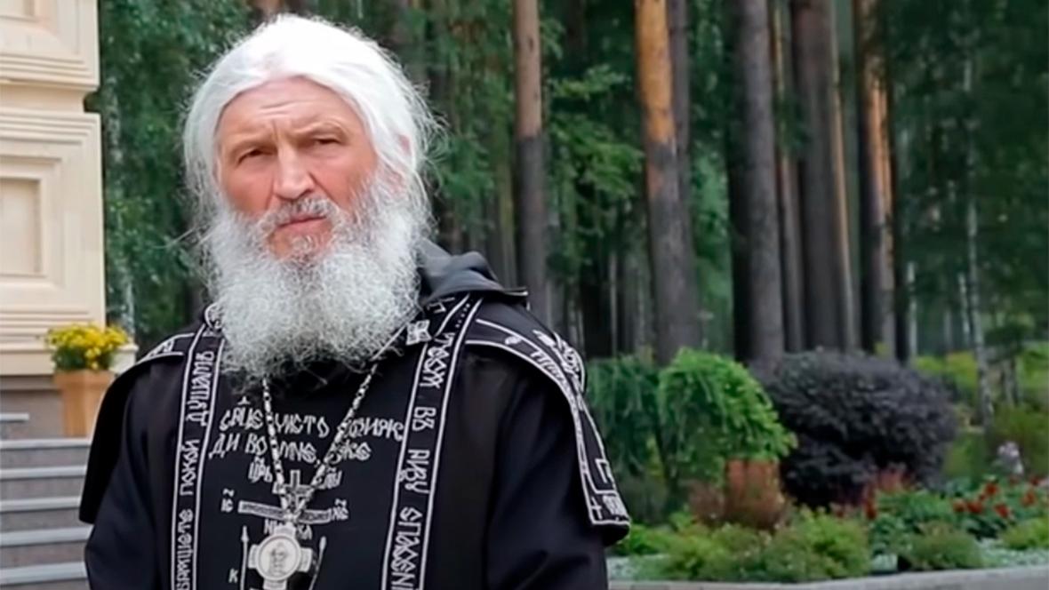 Церковный суд лишил сана схиигумена Сергия. Его сторонники пообещали «стоять насмерть» за монастырь