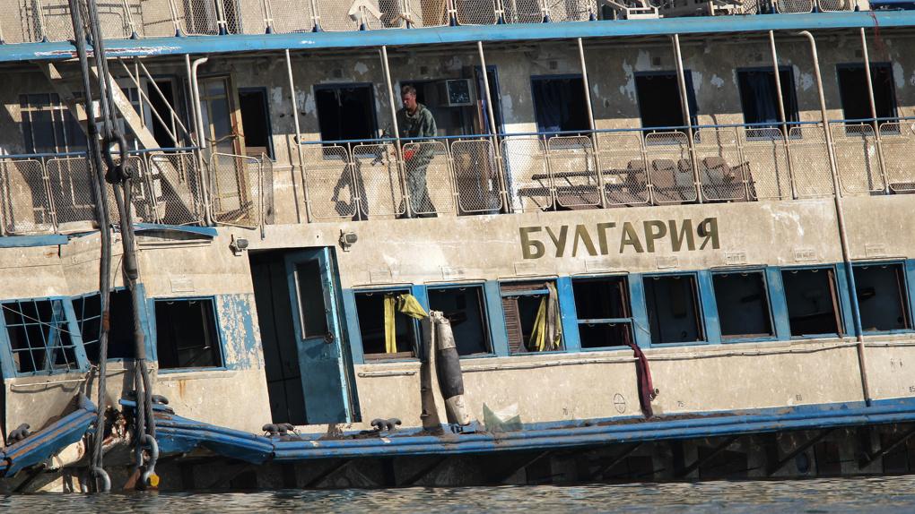 Десять лет со дня крушения «Булгарии». Самая крупная речная катастрофа в России в десяти фотографиях