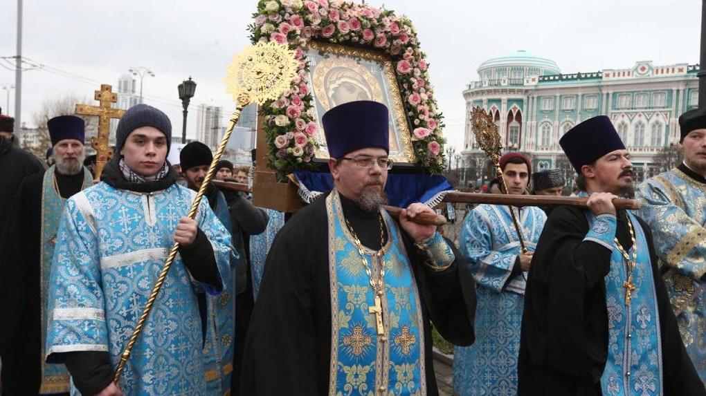 Центр города перекроют ради крестного хода православных, казаков и школьников