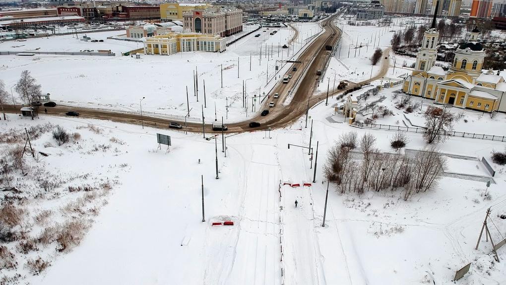 Сроки запуска трамвая между Екатеринбургом и Верхней Пышмой снова перенесли