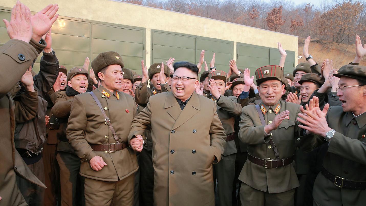 КНДР нацелилась на «национальное воссоединение» с Южной Кореей