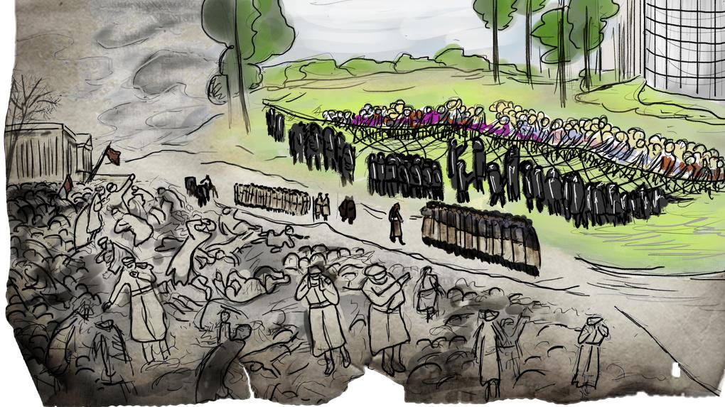 Город бесов сто лет назад: как православные патриоты бились с молодыми революционерами в 1905 году