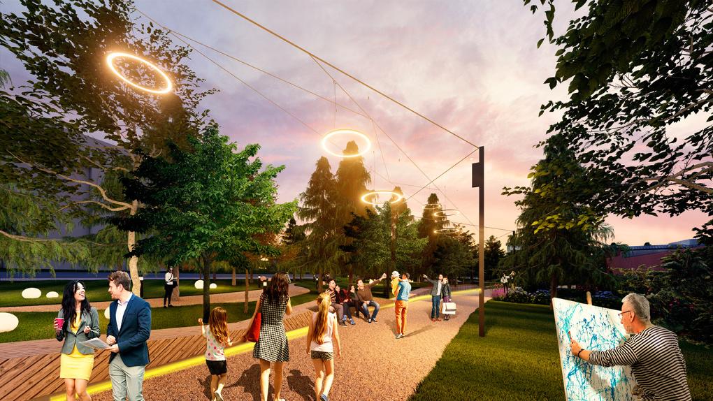Проект реконструкции Литквартала разработают две команды архитекторов