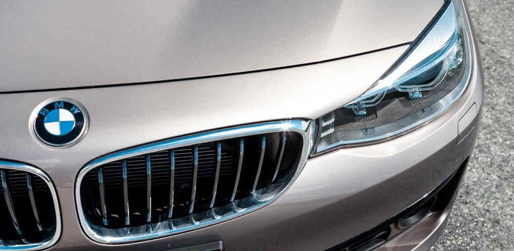 VIP-тест: Антон Халиков и BMW 320d GT xDrive