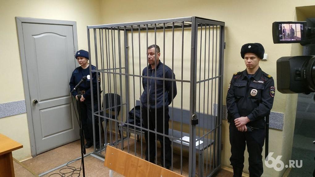 Суд вынес приговор заместителю руководителя свердловского СКР Михаилу Бусылко по делу о взятке