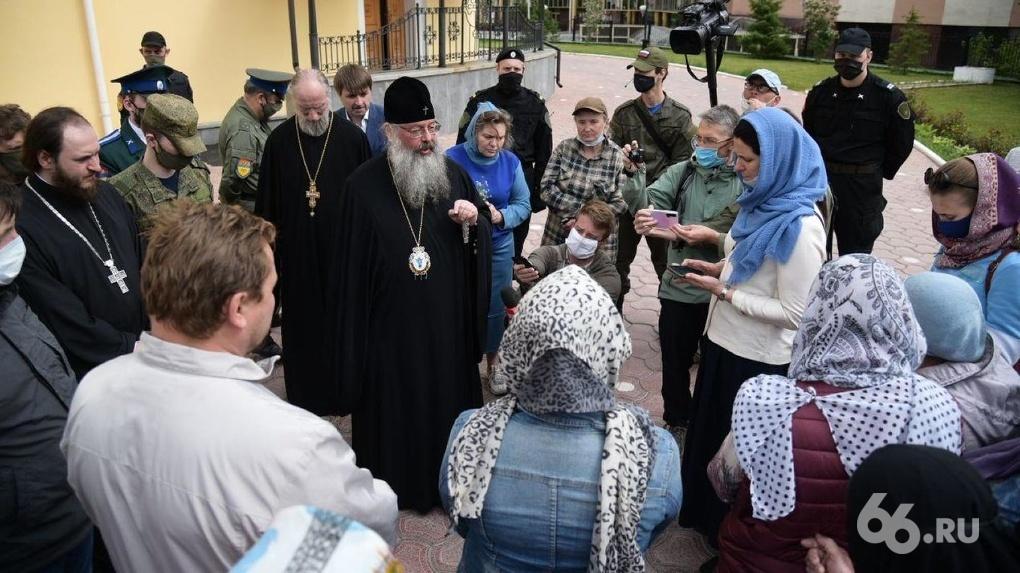 «Мужика занесло»: митрополит Кирилл отказался прощать схиигумена Сергия