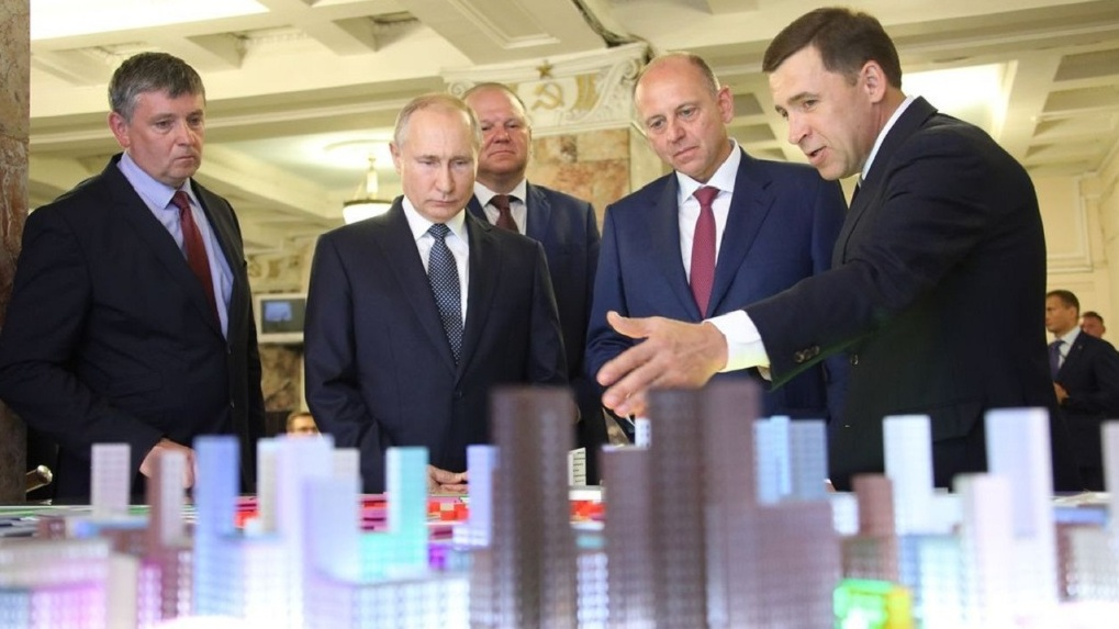 Огромный пустырь за «Екатеринбург-Экспо» превратят в кампус с дворцом, гостиницей и ТЦ. Рендеры проекта