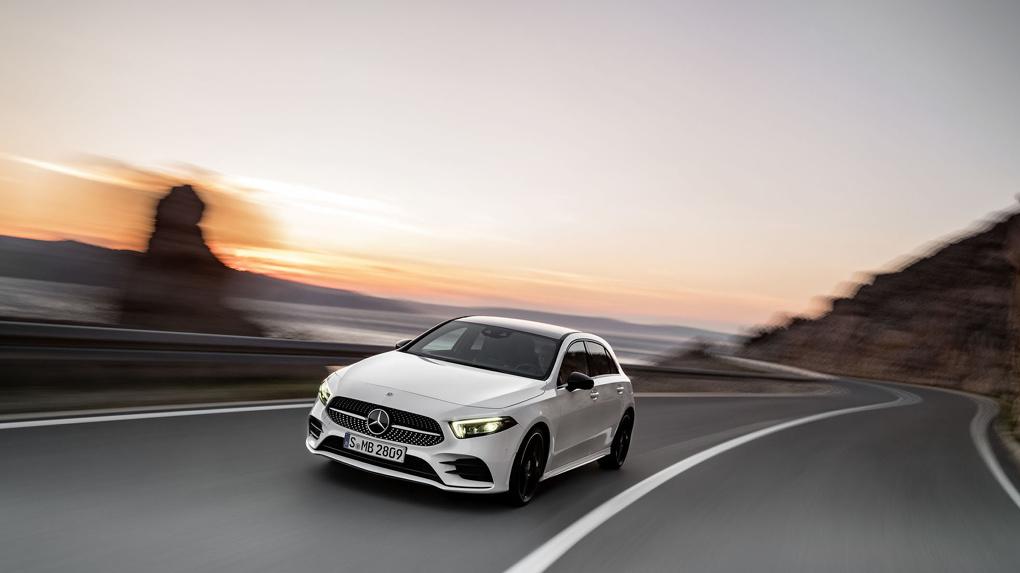 Такой маленький, а тоже «мерин»: Mercedes показал четвертое поколение своей самой дешевой модели