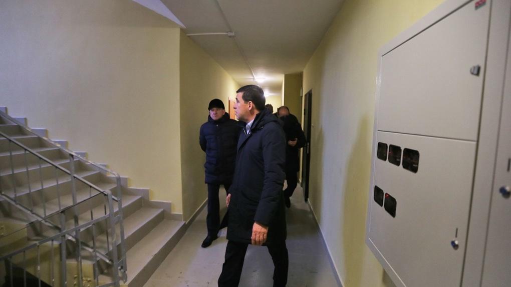 Росстат дотянул статистику по стройке в Свердловской области до KPI губернатора