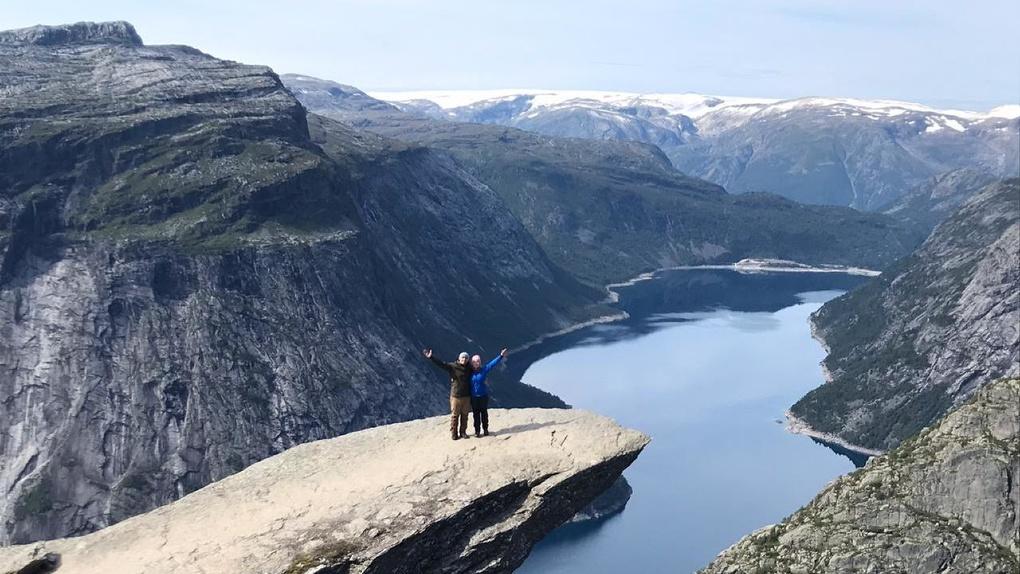Мы объехали Скандинавию на машине за три недели. Рассказ-инструкция