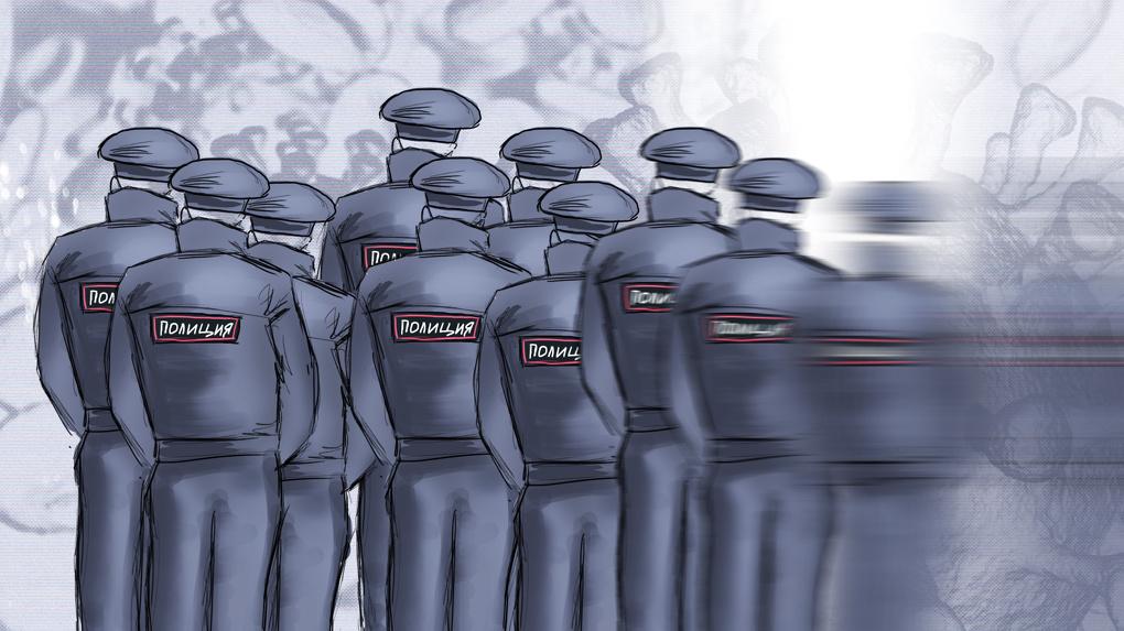 «Погоны не делают нас бессмертными». Полицейские рассказывают, как и почему их выкашивает коронавирус