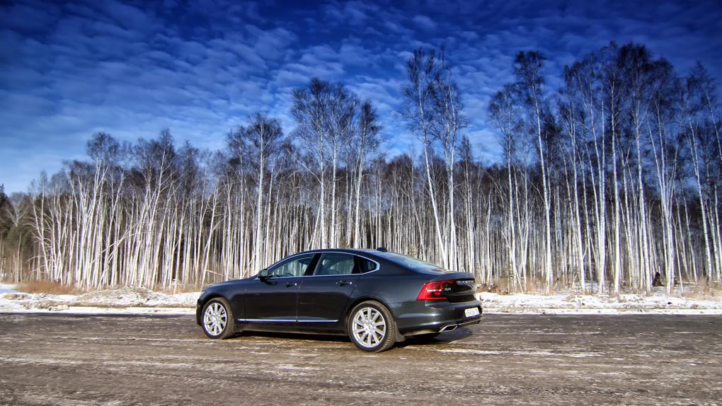 «Самое популярное шоу среди моей мамы»: почему никто не любит Volvo S90 (а надо бы)