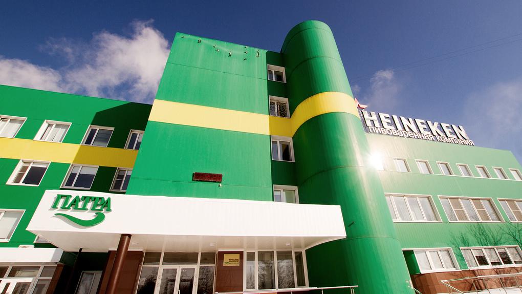 Heineken потратил 2,6 млн евро на модернизацию пивзавода «Патра»