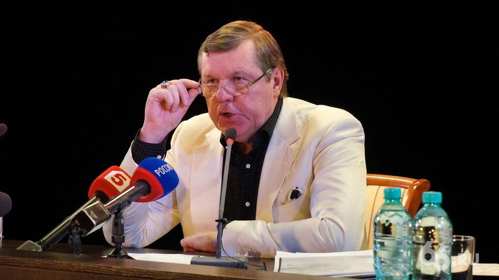 Шансонье Александр Новиков продал сам себе землю в Сысерти в 20 раз дешевле начальной цены