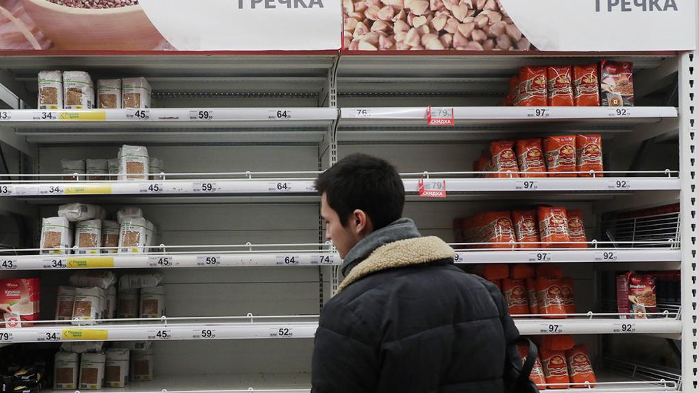 Михаил Мишустин запретил экспортировать гречку