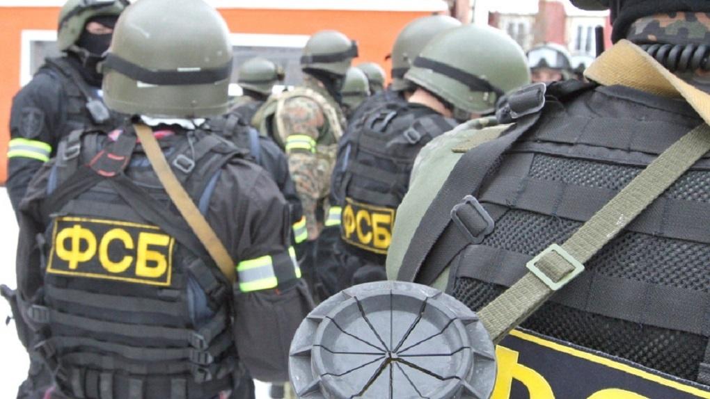 ФСБ провела оперативные мероприятия в полицейском главке Свердловской области